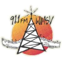 Logo of radio station WMSV