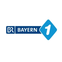 Logo of radio station Bayern 1 - Oberbayern
