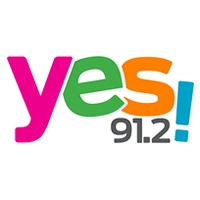 Logo de la radio Yes 91.2