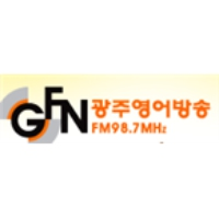 Logo of radio station GFN 98.7