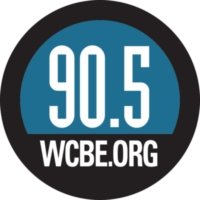 Logo of radio station WCBE 90.5 FM
