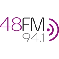 Logo of radio station 48 FM Lozère