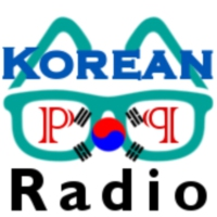 Logo of radio station Korean pop radio