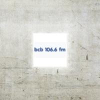 Logo of radio station BCB 106.6 FM