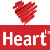 Logo of radio station Heart FM 93.1
