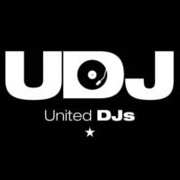 Logo of radio station United DJs