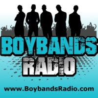 Logo of radio station Boybands Radio