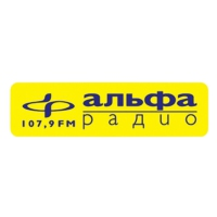Logo of radio station Aпьфа pадuо