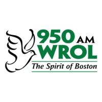 Logo of radio station WROL 950