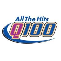 Logo of radio station WWWQ Q100