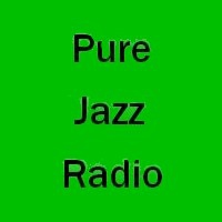 Logo of radio station Pure Jazz radio