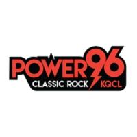 Logo of radio station KQCL Power 96