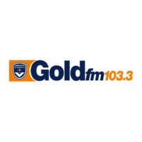 Logo of radio station Gold FM 103.3