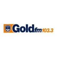 Logo de la radio Gold FM 103.3