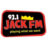 Logo de la radio KCBS-FM 93.1 JACK FM