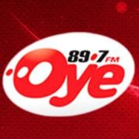 Logo of radio station Oye 89.7