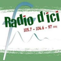 Logo of radio station Radio d'Ici
