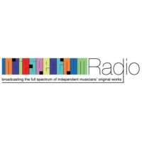 Logo of radio station IndieSpectrum Radio