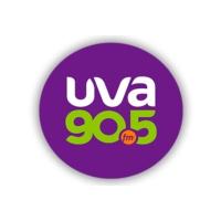Logo of radio station XHUVA UVA 90.5