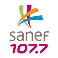 Logo of radio station Sanef 107.7 Ouest