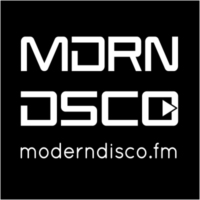 Logo of radio station MODERN DISCO.fm