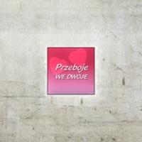 Logo of radio station PolskaStacja Przeboje We Dwoje