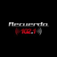 Logo of radio station XHOMA Recuerdo 102.1 FM