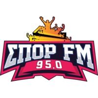 Logo of radio station ΣΠΟΡ FM 95,0
