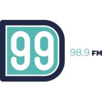 Logo of radio station XHJD-FM D99