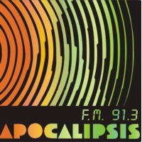 Logo of radio station Apocalipsis FM 91.3