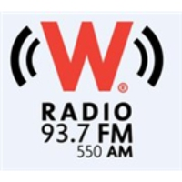 Logo of radio station W Radio Xalapa
