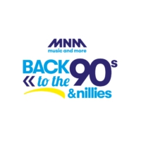 Logo de la radio MNM Back to the 90s & Nillies