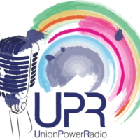Logo of radio station Union power radio