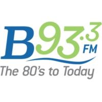 Logo of radio station WLDB B93.3