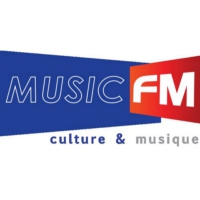 Logo of radio station Music Fm Mauritius