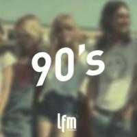 Logo de la radio LFM 90's