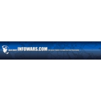 Logo of radio station Alex Jones Infowars