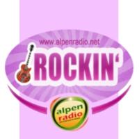 Logo de la radio Alpen Radio Rockin´