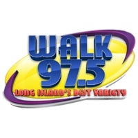 Logo of radio station WALK 97.5