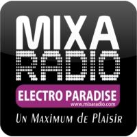 Logo de la radio Mixaradio Electro Paradise