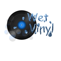 Logo of radio station Wetvinyl-Radio