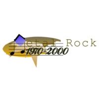 Logo of radio station Metal Rock 1970 - 2000