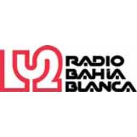 Logo of radio station LU2 Radio Bahía Blanca
