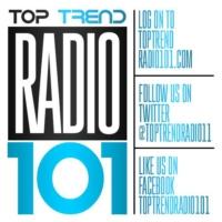 Logo de la radio Top Trend Radio 101