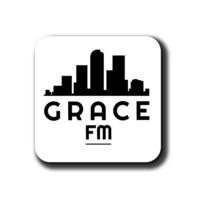 Logo of radio station KXGR 89.7 Grace FM