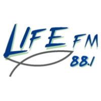 Logo of radio station KLFC Lite 88.1 FM