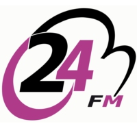 Logo of radio station 24FM RADIO - Hit Clubbing Radio