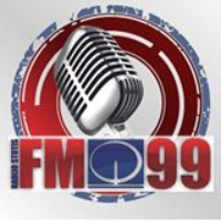 Logo of radio station FM99