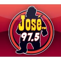 Logo of radio station KLYY Jose 97.5