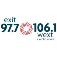 Logo of radio station WEXT 97.7 FM